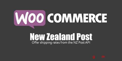 WooCommerce - New Zealand Post v1.3.2