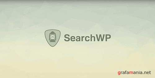 SearchWP v2.8.9 - The Best WordPress Search Plugin You Can Find