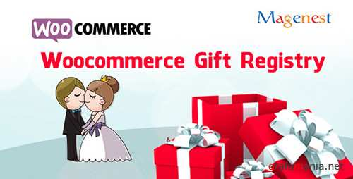 CodeCanyon - Woocommerce Gift Registry v2.1 - 9769694