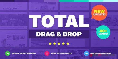 ThemeForest - Total v4.2.1 - Responsive Multi-Purpose WordPress Theme - 6339019