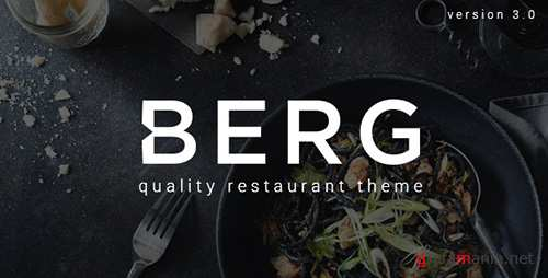 ThemeForest - BERG v3.2.0 - Restaurant WordPress Theme - 8936855