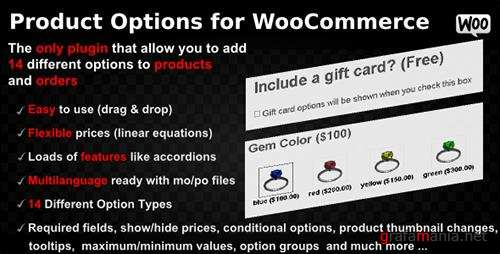 CodeCanyon - Product Options for WooCommerce v4.129 - WordPress Plugin - 7973927
