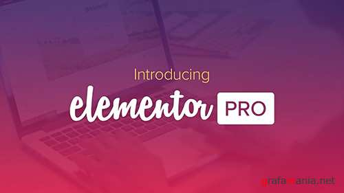 Elementor Pro v1.5.0 - Live Page Builder For WordPress