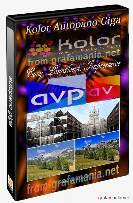 Kolor Autopano Giga (x86/x64 bit) v.4.4.1 RePack/ Portable by TryRooM + Professional
