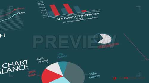 Infographics Abstract Elements
