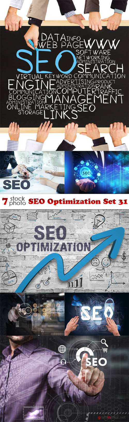 Photos - SEO Optimization Set 31