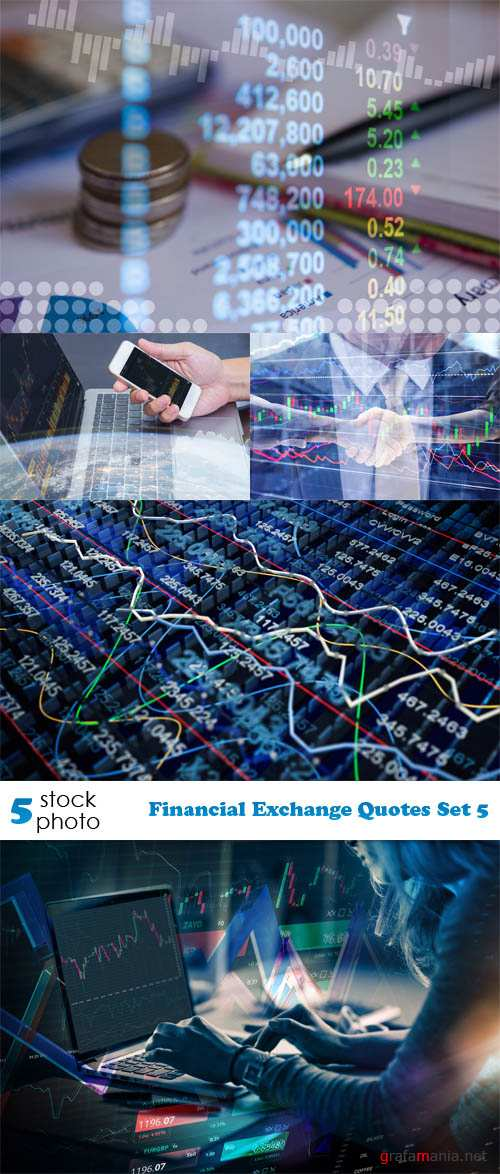 Photos - Financial Exchange Quotes Set 5