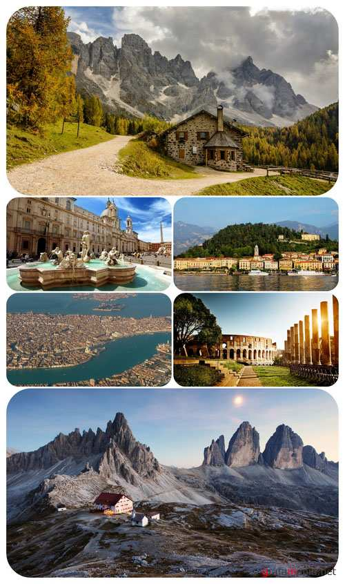 Desktop wallpapers - World Countries (Italy) Part 4