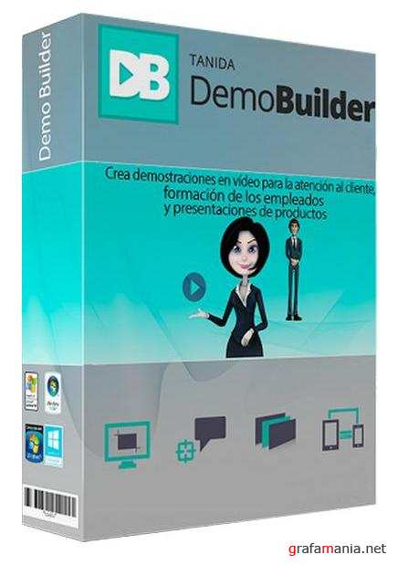 Tanida Demo Builder r/11.0.23.0 + Portable