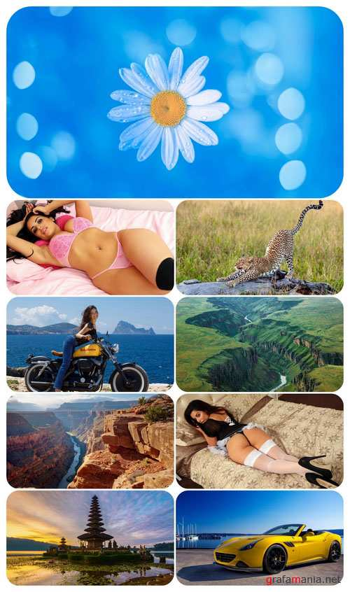 Beautiful Mixed Wallpapers Pack 456