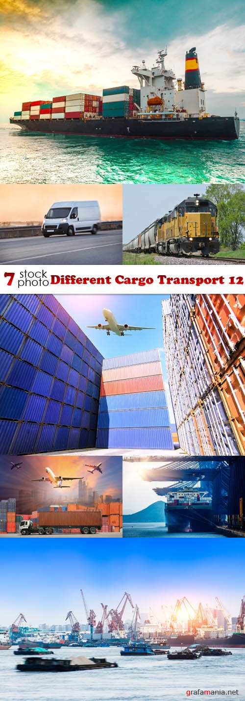 Photos - Different Cargo Transport 12