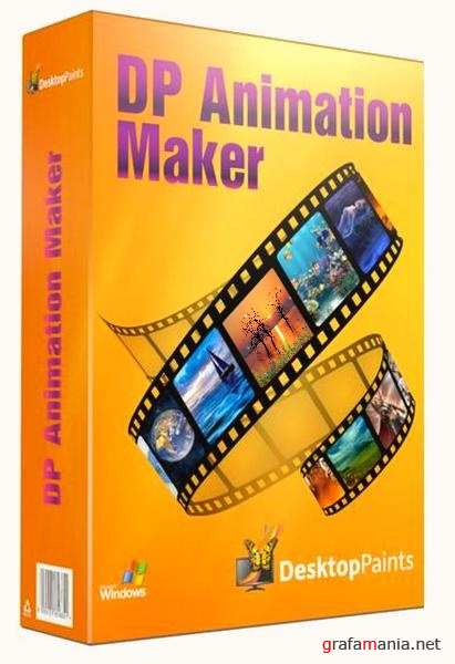 DesktopPaints Animation Maker r.3.3.9 (win x86/x64 bit)