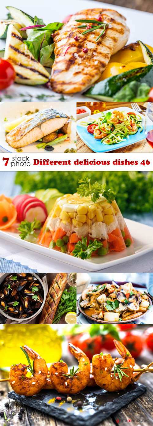 Photos - Different delicious dishes 46