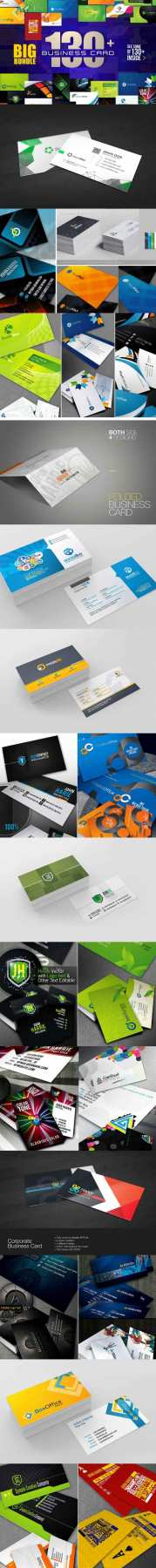 Business card Big Bundle