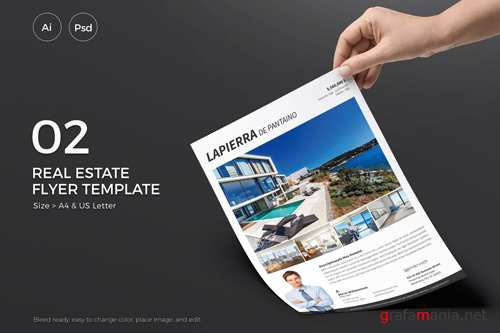 Slidewerk - Real Estate Flyer 02