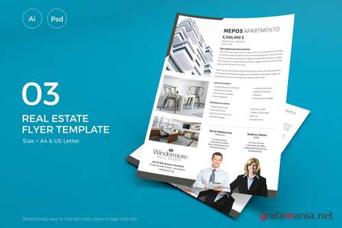 Slidewerk - Real Estate Flyer 03