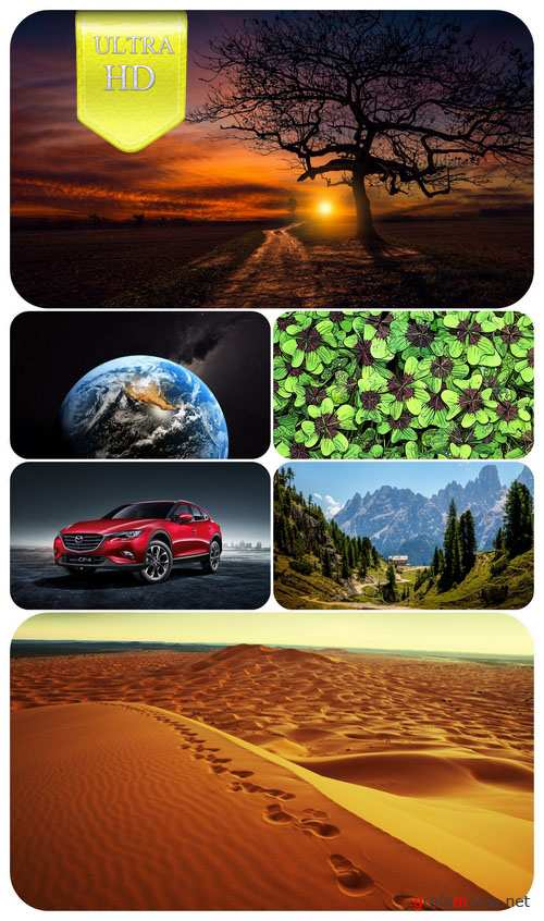 Ultra HD 3840x2160 Wallpaper Pack 153