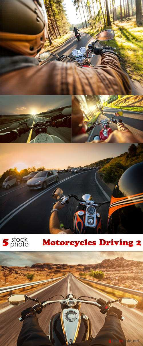Photos - Motorcycles Driving 2