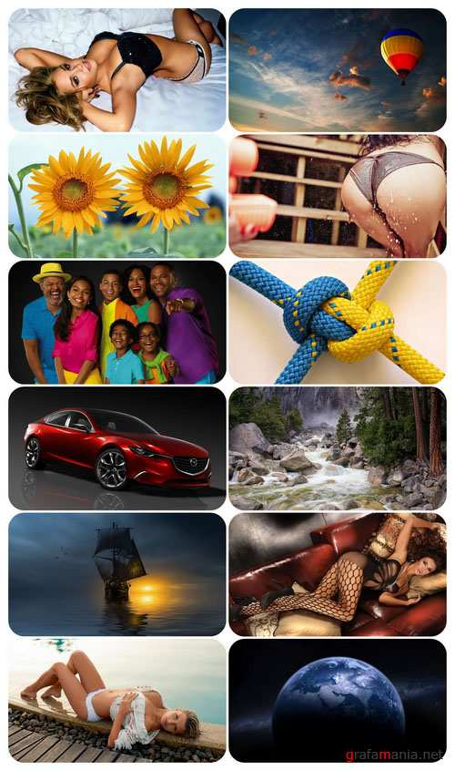 Beautiful Mixed Wallpapers Pack 517