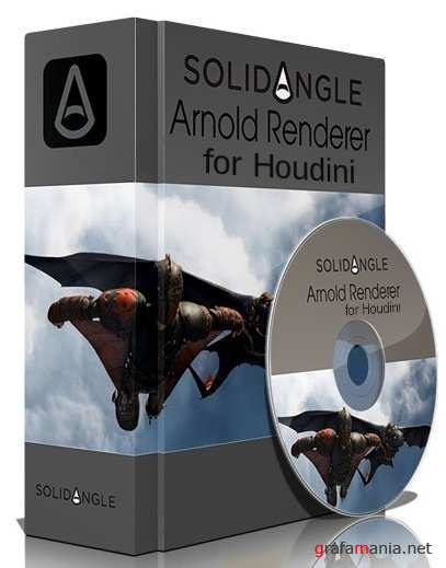 Solid Angle / To Arnold 2.1.5 for SideFx Houdini