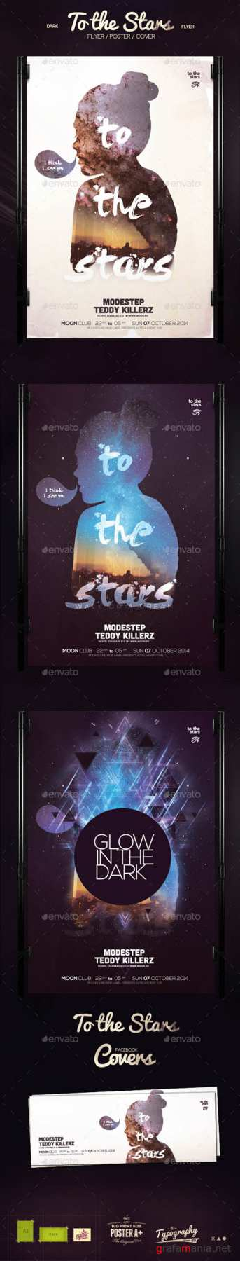 To the Stars Poster 9270692