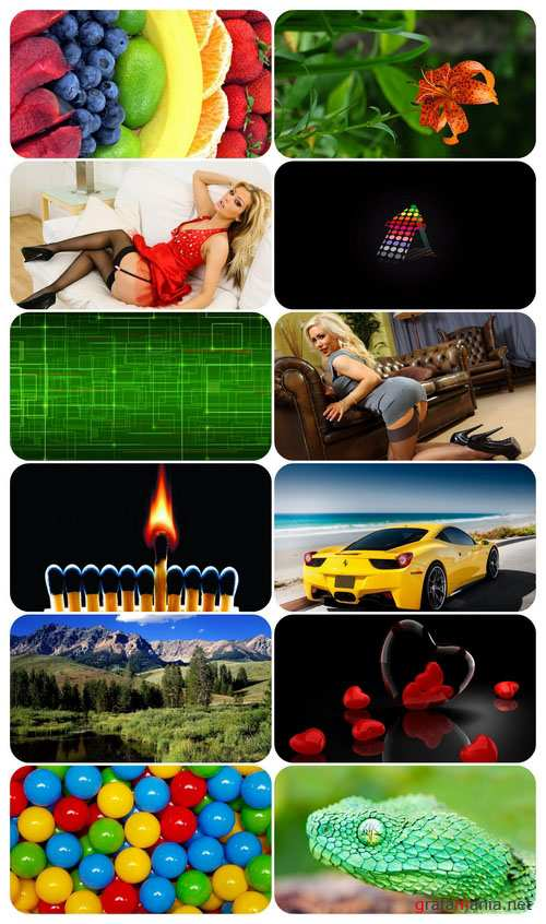Beautiful Mixed Wallpapers Pack 583