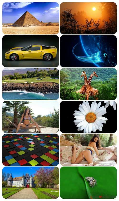 Beautiful Mixed Wallpapers Pack 586