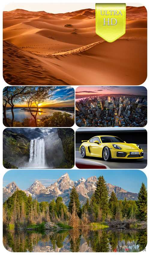 Ultra HD 3840x2160 Wallpaper Pack 189