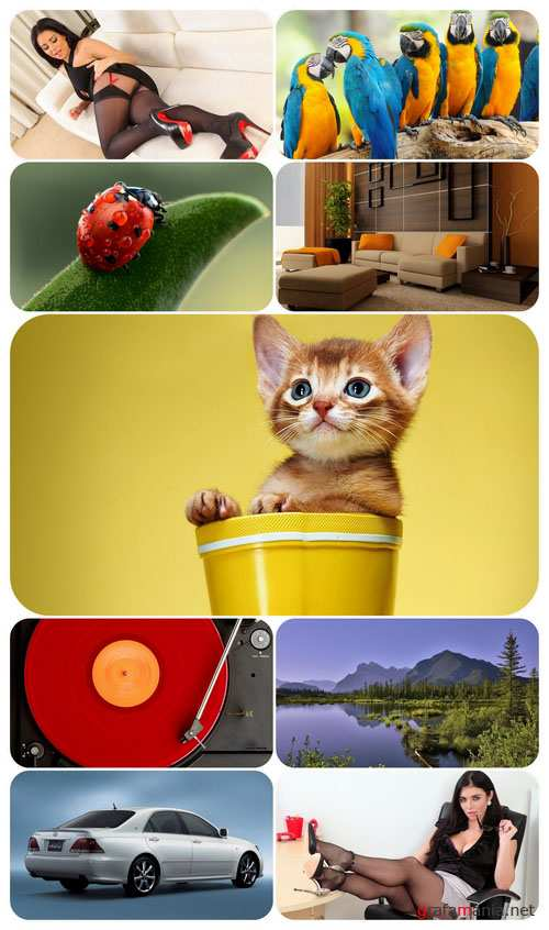 Beautiful Mixed Wallpapers Pack 604