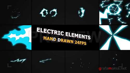 MA - Dynamic ELECTRIC Elements