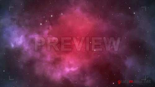 MA - Pink And Purple Space Background 64136