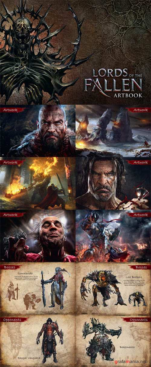 Art of the Lords of The Fallen