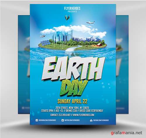 PSD - Earth Day v1