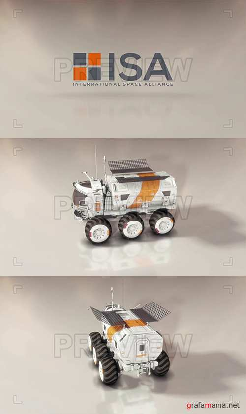MA - International Space Alliance Rover 69529