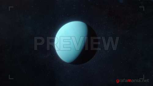 MA - Approaching The Planet Uranus 68729