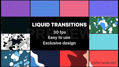 MA - Liquid Motion Transitions 77467