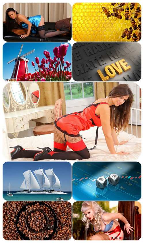 Beautiful Mixed Wallpapers Pack 734