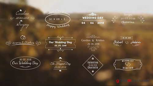 MA - Wedding Banners 77878