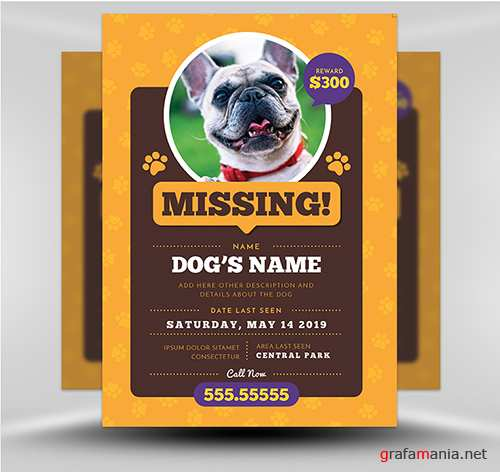 PSD - Lost Dog 3
