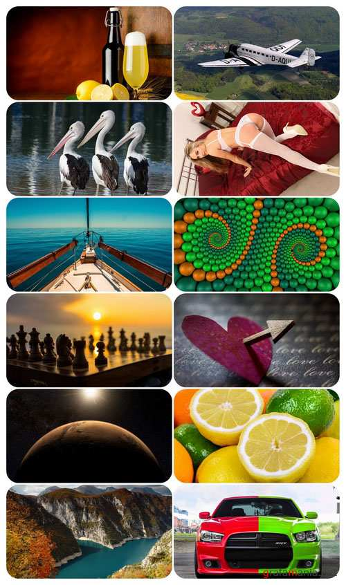 Beautiful Mixed Wallpapers Pack 746