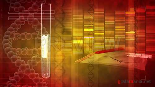 MA - DNA Sample Background 81474