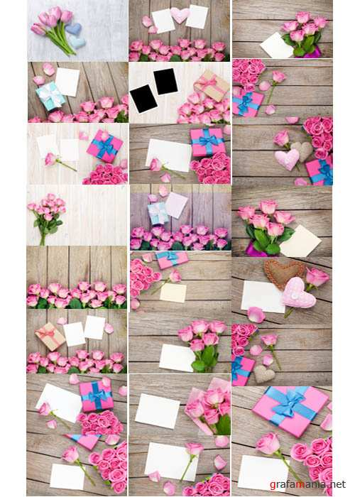 Clipart congratulation with roses