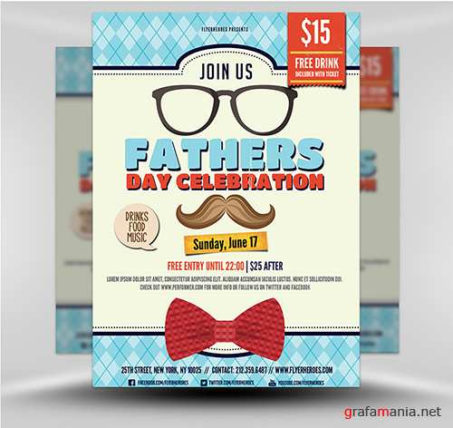 PSD Father's Day 9