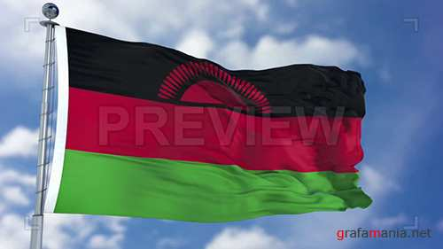 MA - Malawi Flag Animation 73687