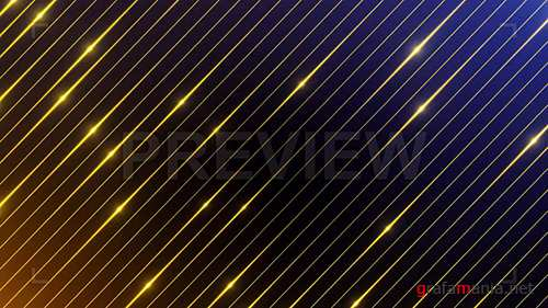 MA - Golden Strings 4k Looping Background 77640
