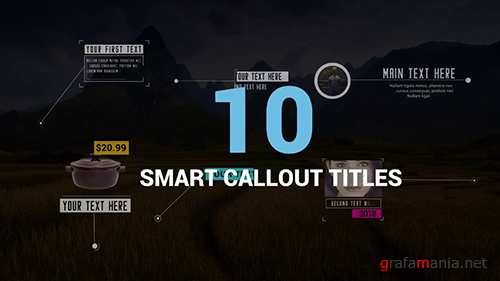 MA - 10 Smart Callout Titles 82059