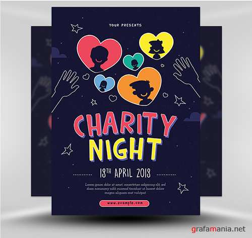 PSD Charity Night 02