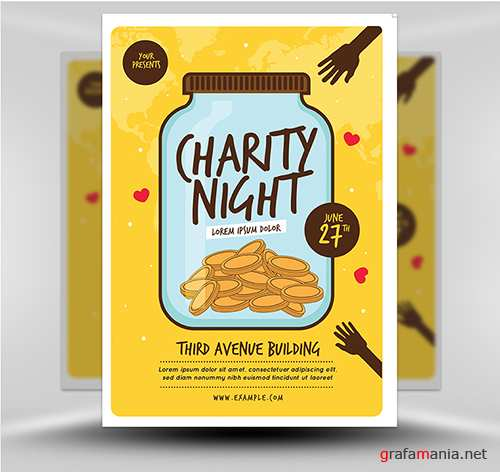 PSD Charity Night 01