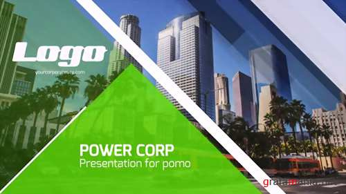 Pond5 - Power Corporate Promo 075885287