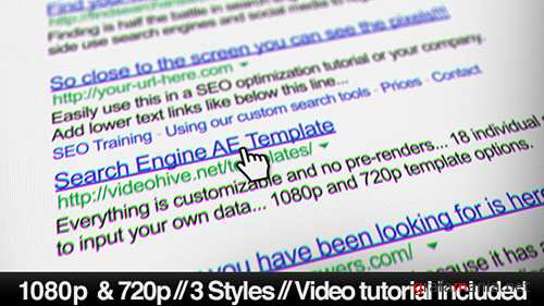 Internet Search Engine Screen Close-Up 6546852
